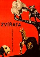 Les animaux - Czech Movie Poster (xs thumbnail)