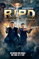 R.I.P.D. - DVD movie cover (xs thumbnail)
