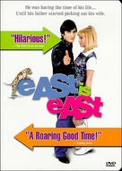 East Is East - DVD cover (xs thumbnail)