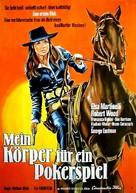 Il mio corpo per un poker - German Movie Poster (xs thumbnail)