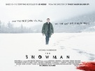 The Snowman - British Movie Poster (xs thumbnail)