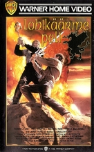 Dragonfight - Finnish VHS movie cover (xs thumbnail)