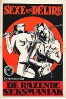 Delirio caldo - Belgian Movie Poster (xs thumbnail)