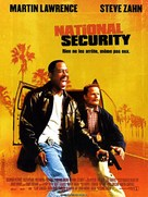 National Security - French Movie Poster (xs thumbnail)