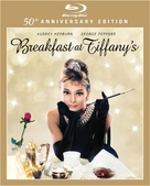 Breakfast at Tiffany's - Blu-Ray cover (xs thumbnail)