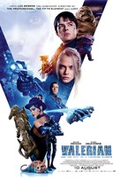 Valerian and the City of a Thousand Planets - New Zealand Movie Poster (xs thumbnail)
