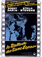Too Late Blues - French Movie Poster (xs thumbnail)