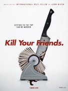 Kill Your Friends - British Movie Poster (xs thumbnail)