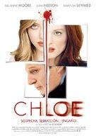 Chloe - Spanish Movie Poster (xs thumbnail)