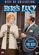"""Here's Lucy"" - DVD movie cover (xs thumbnail)"