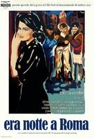 Era notte a Roma - Italian Movie Poster (xs thumbnail)
