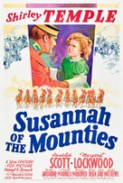 Susannah of the Mounties - Theatrical poster (xs thumbnail)