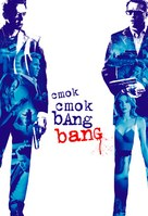 Kiss Kiss Bang Bang - Slovenian Movie Poster (xs thumbnail)