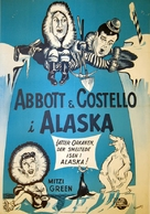Lost in Alaska - Danish Movie Poster (xs thumbnail)