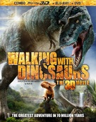 Walking with Dinosaurs 3D - Canadian Blu-Ray cover (xs thumbnail)