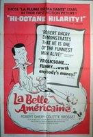La belle Américaine - Movie Poster (xs thumbnail)