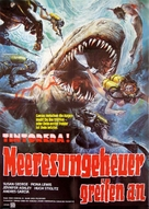 ¡Tintorera! - German Movie Poster (xs thumbnail)