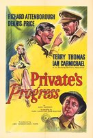 Private's Progress - British Movie Poster (xs thumbnail)