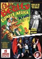 Darkest Africa - DVD cover (xs thumbnail)