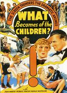 What Becomes of the Children? - DVD movie cover (xs thumbnail)
