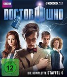 """""""Doctor Who"""" - German Blu-Ray movie cover (xs thumbnail)"""