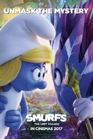 Smurfs: The Lost Village - Movie Poster (xs thumbnail)