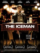 The Iceman - French Movie Poster (xs thumbnail)
