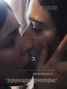 Disobedience - Mexican Movie Poster (xs thumbnail)