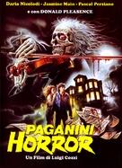 Paganini Horror - Italian Movie Cover (xs thumbnail)