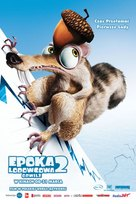Ice Age: The Meltdown - Polish Movie Poster (xs thumbnail)