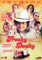 Freaky Deaky - Danish DVD cover (xs thumbnail)