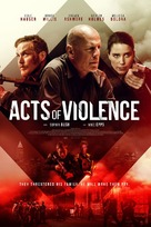 Acts of Violence - British Movie Poster (xs thumbnail)