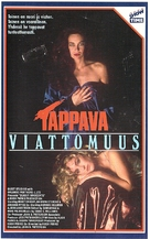 Deadly Innocents - Finnish VHS movie cover (xs thumbnail)