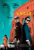 The Man from U.N.C.L.E. - Estonian Movie Poster (xs thumbnail)