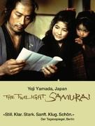 Tasogare Seibei - German Movie Cover (xs thumbnail)