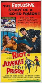 Riot in Juvenile Prison - Movie Poster (xs thumbnail)