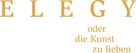 Elegy - German Logo (xs thumbnail)