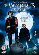 Cirque du Freak: The Vampire's Assistant - British Movie Cover (xs thumbnail)