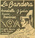 La bandera - Spanish Movie Poster (xs thumbnail)