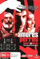 Amores Perros - Australian Movie Cover (xs thumbnail)
