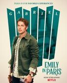 """Emily in Paris"" - Movie Poster (xs thumbnail)"