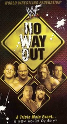 WWF No Way Out - Movie Cover (xs thumbnail)