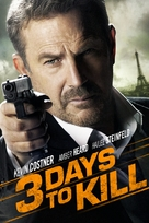 Three Days to Kill - DVD movie cover (xs thumbnail)
