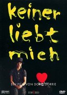 Keiner liebt mich - German Movie Poster (xs thumbnail)