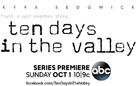 """Ten Days in the Valley"" - Logo (xs thumbnail)"