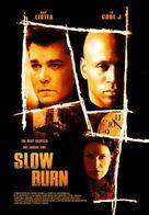 Slow Burn - Movie Poster (xs thumbnail)