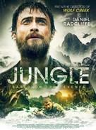 Jungle - British Movie Poster (xs thumbnail)