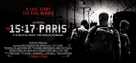 The 15:17 to Paris - British Movie Poster (xs thumbnail)