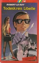 Una libélula para cada muerto - German VHS cover (xs thumbnail)