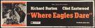 Where Eagles Dare - Australian Movie Poster (xs thumbnail)